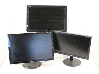 (3) Misc Monitors