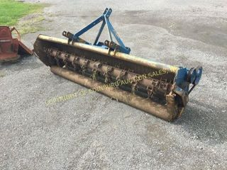 7' 3-POINT FLAIL MOWER WITH/ PTO