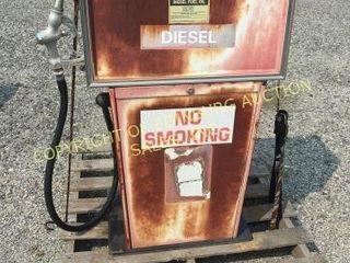 BENNETT GAS TANK PUMP