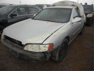 2001 Nissan Altima 1N4DL01D91C156764 4DSD