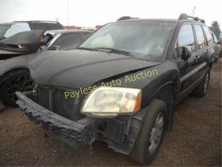 2005 Mitsubishi Endeavor 4A4MM21S45E067897 Black