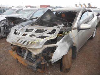 2007 Nissan Sentra 3N1AB61E47L688368 Burn