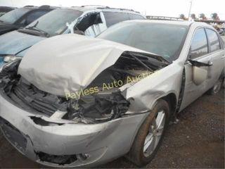 2009 Chevrolet Impala 2G1WU57M191191703 4DSD