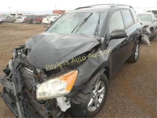 2009 Toyota Rav4 JTMZF33VX9D000446 Black