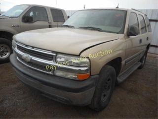 2005 Chevrolet Tahoe 1GNEC13V15R273131 4DSW