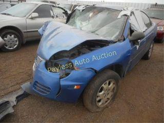 2005 Dodge Neon 1B3ES56C35D140429 4DSD