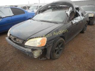 2002 Honda Civic 1HGEM22962L033427 2DR