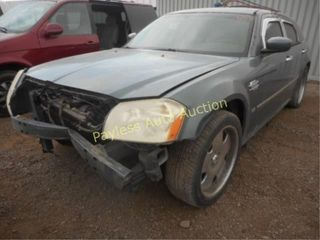 2006 Dodge Magnum 2D4FV47V46H299987 4DSW