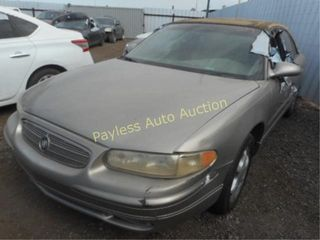 2002 Buick Regal 2G4WB55K221212932 4DSD