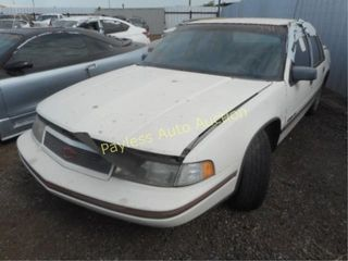 1990 Chevrolet Lumina 2G1WN54T9L1110673 4DSD