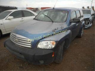 2006 Chevrolet HHR 3GNDA13D56S511439 Blue