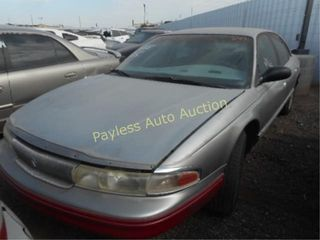 1994 Chrysler New yorker 2C3ED46F1RH222329 Silver