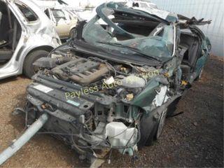 1998 Dodge Intrepid 2B3HD56J0WH110962 Green