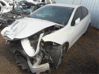 2015 Dodge Dart 1C3CDFBB2FD402949 4DSD