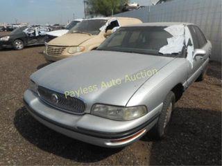 1999 Buick Lesabre 1G4HP52K9XH495848