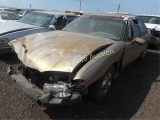1998 Pontiac Bonneville 1G2HZ52K4WH228733 4DSD
