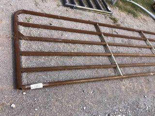 20IJ Heavy Duty Gate  6 bar  no paint  non welded