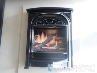 "16"" Fireplace Face Approximate dimension, please"