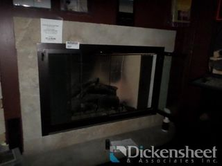 Forged Craft Series Charleston Fireplaces, Retail