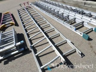 Aluminum Extension Ladder Pieces