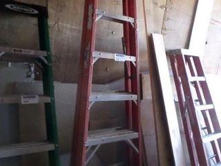 Werner 8' A-Frame Ladder