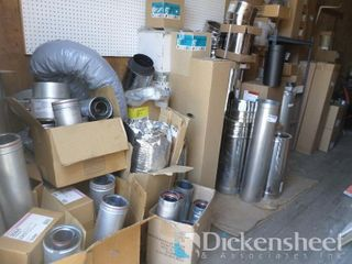 Contents Located in South Storage Container,