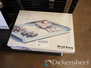 Broil King Stainless Steel Griddle as