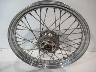 19  H D Wire Wheel Single Disk No Tire