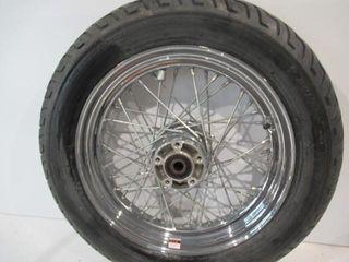 16  H D Rear Wheel Tire