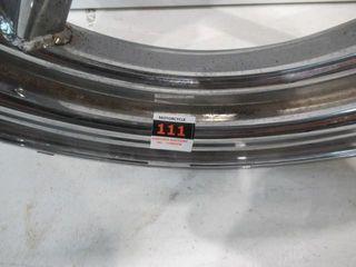 17 Xl FRont Wheel 5 Spoke Custom Some Surface Rust