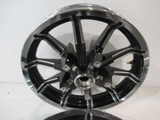 H D  Impeller  17  Wheels  2  Some Corrosion