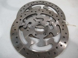 H D Brake Rotors  2  Good to Excellent Condition
