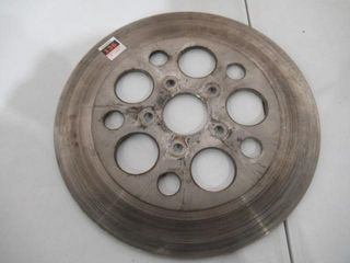 H D Brake Rotor Early Style