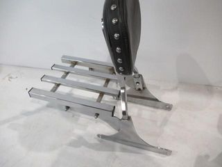 H D Back Rest with Rack Fits