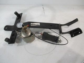 H D Police Seat Mount with Guage and All Parts  3
