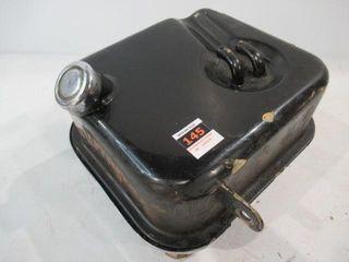 H D Older Oil Tank with lines Fits Shovel Head
