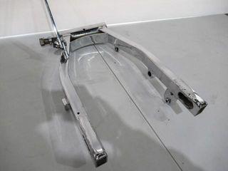 Shovel Head 4 Speed Chrome Swingarm with