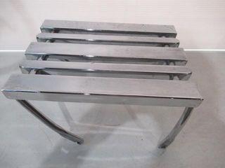 H D Bolton Chrome Rear Pack Fits Shovel