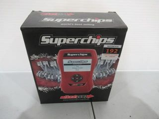 Superchips  Vehicle Performance Tuner Complete