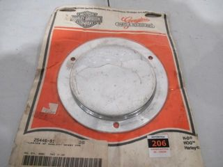 Early Flat Derby Cover New in Package H D