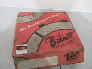 Bernett Clutch New in Box Fits Xl Sportsters