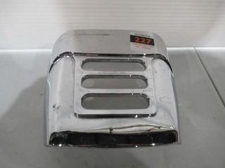 Chrome Tailight Cover