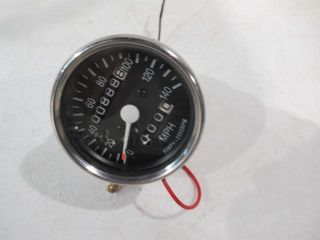 Custom Small Speedometer