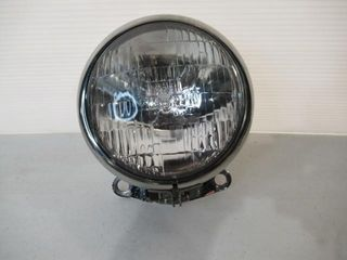 Small Chrome Headlight