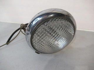 Med  Size Chrome Headlight