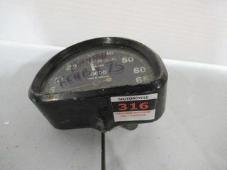 Smiths British Vintage Cable Drive Speedo Poss