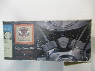 Chrome lifter Block Cover Kit in Box New