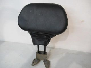 Riders Back Rest with Mount Fl s