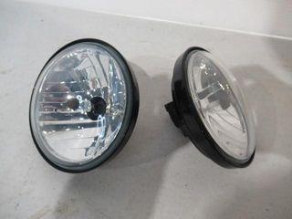 Pair Halogen Spotlight lamps New  2
