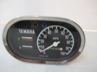 Yamaha N O S Speedo Cable Drive